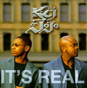 K-CI & JOJO -- It`s Real (MCA, 1999)