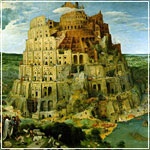 Breugel: The Tower of Babel