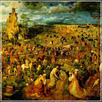 Breugel: The Procession to Calvary