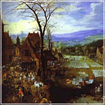 Jan Bruegel the Elder and Sir Peter Paul Rubens: The sense of sight